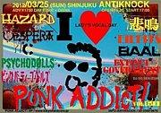 PUNK ADDICT!