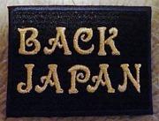 BACK JAPAN