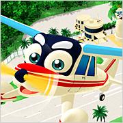 南の島の小さな飛行機バーディー