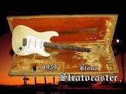 Stratocaster(1954年〜1982年)