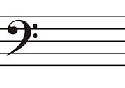 低音パートの採譜