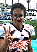 相模原RISE #20松井選手