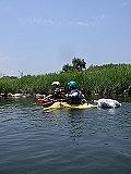 ナラヨシでカヌーをはじめよう!