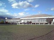 豊科北中学校