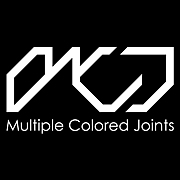 Multiple Colored Joints