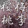 〜桜梅【ZGGZ】桃李〜