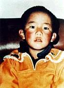 この少年を返して!Panchen Lama