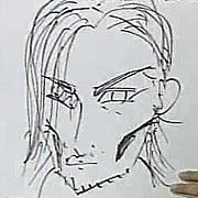 久保田悠来の自画像