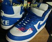 ☆Love Sneakers 〜MID-HI〜☆