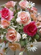 手作りの*花*