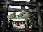 月讀神社(月読神社) 神奈川 川崎