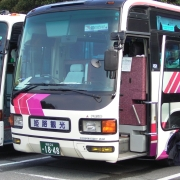 日帰りバス旅行。