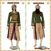 民族系ファッション