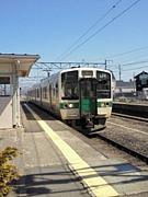 JR奥羽本線・山形線
