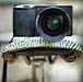 自転車+カメラ