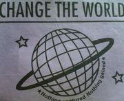 *302*CHANGE THE WORLD*
