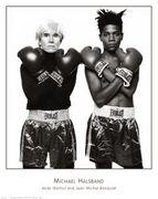 Warhol & Basquiat