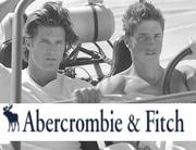 Abercrombie & Fitch(Men only)