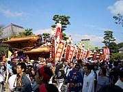 八木地区祭礼