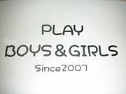 PLAY BOYS&GIRLS