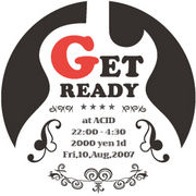 GET READY!!! (元Cruisin'Night)