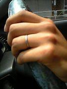 既婚男性の指輪にドキドキ