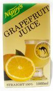 グレープフルーツジュース好き