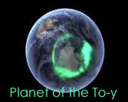 Planet of the TO-Y