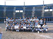 東海大学札幌校準硬式野球部