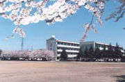 (茨城県)水戸市立双葉台中学校