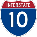 I-10 ( Interstate 10)