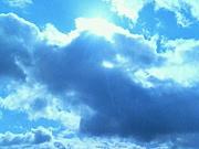 天地の雨と晴れ