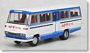 ハトヤのマイクロバス(送迎車)