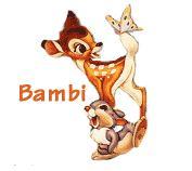 **君の名はBambi**