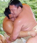 朝青龍VS白鵬