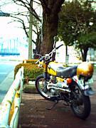 70年代のHONDAのバイクが好き
