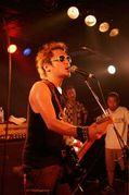 日本脳炎のギターの人