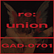 re:unionGAD2007.1後期