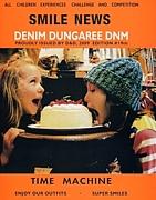 デニム&ダンガリー好き?