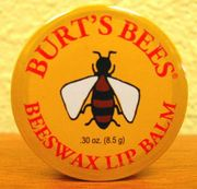 Burt's Bees大好き!