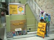 HAPPY JOHN / CASPER JOHN