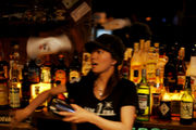 GIRL'S  Flair Bartenders!!