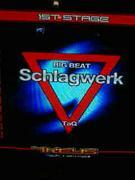 一曲目はSchlagwerk
