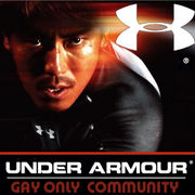 UNDER ARMOUR(Gay Only)
