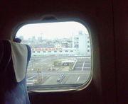 電車の窓から外を眺めるのが好き