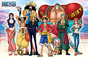 ONEPIECE好きな人集まれ(^o^)/