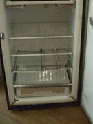 冷蔵庫に食料が無い!