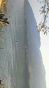 田沢湖でウエイク!