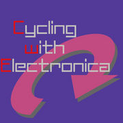 Cycling with Electronica.