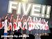 """""""FIVE!!"""" by JAMBA★"""